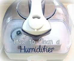 how to clean a humidifier with vinegar ask anna cleaning