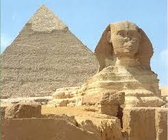 Esfinge de Guisa (Egipto)