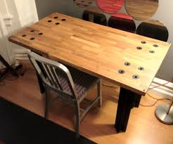 ridiculously heavy table 6 steps with pictures