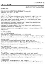 How to Write a Resume With No Experience   POPSUGAR Career and Finance       CV Templates Sample Template Example of Beautiful Excellent Professional Curriculum Vitae   Resume