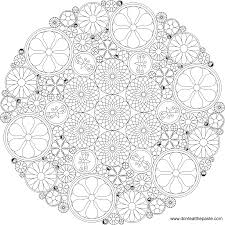 6 brilliant intricate coloring pages ngbasic com