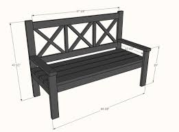 Wood Bench Plans Indoor by Best 25 Front Porch Bench Ideas On Pinterest Front Porch Bench