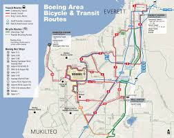 Greyhound Routes Map by Going To Boeing Everett Everett Transit Wa Official Website