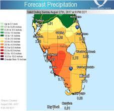 Map Florida Gulf Coast by South Florida Rain Will Continue Through Weekend As Tropical Wave