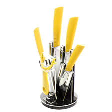 online get cheap yellow knife set aliexpress com alibaba group