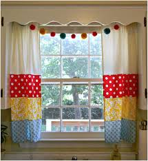 decor cream kitchen curtains walmart with apple pattern for