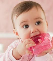 Self Healing Tips For Teething Babies