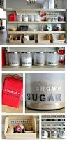 Kitchen Organization Ideas Small Spaces by 21 Best Kitchen Organization Ideas Images On Pinterest