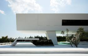 impressive ultra modern house in athens architecture beast modern facade of an impressive ultra modern house in athens
