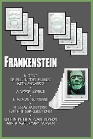 the 25 best frankenstein novel ideas on pinterest frankenstein