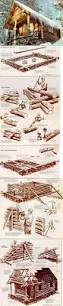 How To Build A Cottage House by Best 20 Building A Log Cabin Ideas On Pinterest Log Cabin Homes