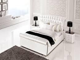 Modern Leather Bedroom Furniture White Bedroom Sets Interesting King Bedroom Set Image Of Queen