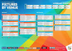 ICC Cricket World Cup 2015 Schedule [Fixtures and Venues.