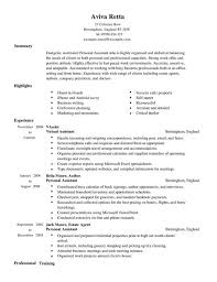 Personal Trainer Resume Example No Experience by Personal Resume Example Estate Caretaker Sample Resume Personal