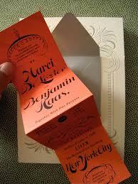 folded invitation layered envelope wedding invitations