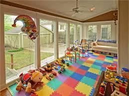 Playrooms Kids Playroom Floor Kid Spaces Pinterest Playrooms Sunroom