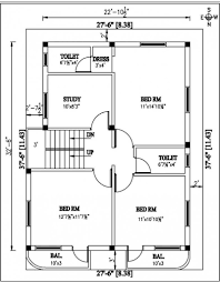 simple modern house plan design