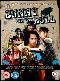 Bunny and the Bull affiche