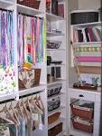 Exclusive Walk-In Wardrobe Closet Organizers & Storage Shelving ...