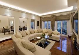 living room traditional decorating ideas sloped ceiling home