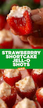 best strawberry shortcake jello shot recipe how to make