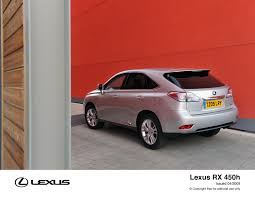 lexus uk rx lexus takes the pain out of parking lexus uk media site