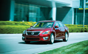 nissan altima coupe for sale by owner 2013 nissan altima 2 5 sl test u2013 review u2013 car and driver