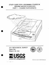 ofr 90 183 a groundwater hydrogeology