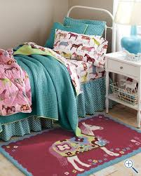 Girls Horse Bedding Set by Fabulous Girls Horse Bedrooms Design Dazzle Room With A Rug
