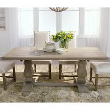 home decorators collection aldridge antique gray dining table