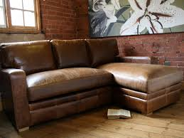 Black Leather Couch Living Room Ideas Furniture Elegant Full Grain Leather Sofa For Luxury Living Room