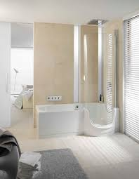 Pictures Of Small Bathrooms With Tub And Shower Bathroom Winsome Small Corner Bathtub Shower Combo 125 Perfect