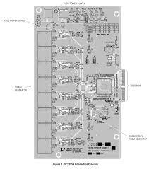 solutions dc2395a d ltc2320 14 demo board octal 14 bit 1 5