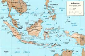 World Map Asia by Map Of Indonesia Indonesia Travel Map Indonesia Political Map