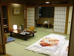 Japanese House Design by Traditional Japanese Interiors With Sliding Door Playuna