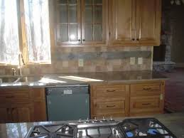 Ceramic Kitchen Backsplash Subway Ceramic Tiles Kitchen Backsplashes Great Home Decor
