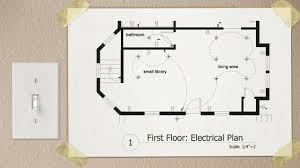 cad floor plans drawing electrical plans in autocad pluralsight