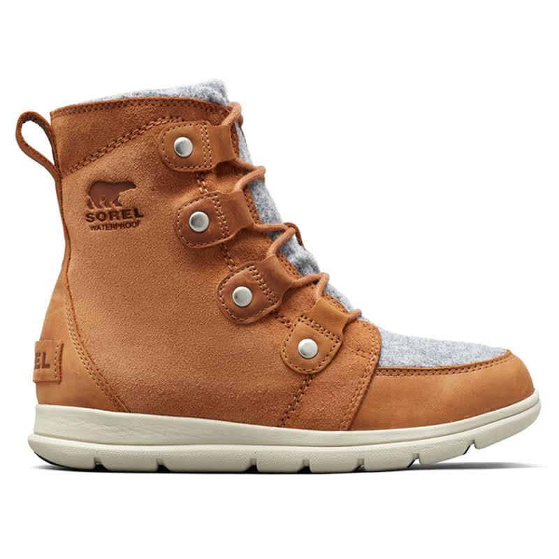 Sorel Explorer Joan Boot Camel Brown