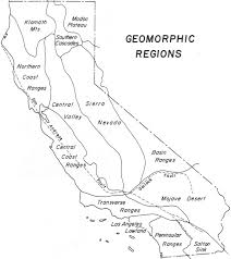 Central America Map Quiz by California Physical Features Map Quiz Maps Of Usa