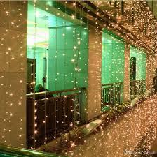 3m 3m 300 leds window curtain icicle lights string fairy light