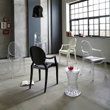 Philip Starck by Buy Philippe Starck For Kartell Louis Ghost Chair John Lewis