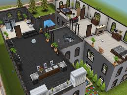 158 best sims freeplay house design ideas images on pinterest three story mansion 3rd floor designedbyjade