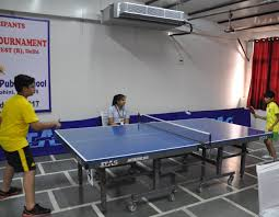 Table Tennis Tournament by Gallery