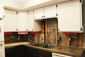 How To Install Kitchen Cabinets by Diy Kitchen Lighting Upgrade Led Under Cabinet Lights U0026 Above The