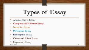 essay for high school admission