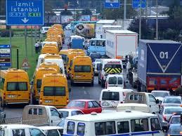 Motorlu Taşıtlar Vergisinin Birinci Taksit Ödemesi 03 Ocak 2011