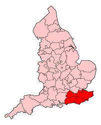 Southeast Map File South East Coast Ambulance Service Map Png Wikimedia Commons