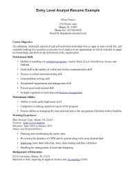 Cosmetologist Resume Objective Resume Objectives For Retail Resume For Your Job Application