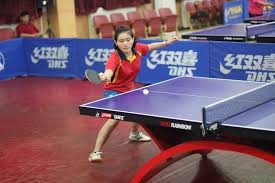 Table Tennis Tournament by The Winner Of Women Table Tennis Tournament Nr 6