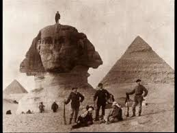 Mark Twain Sphinx